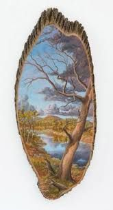 Resultado de imagen para como hacer un joyero de tronco