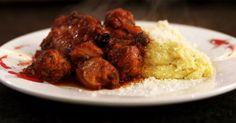 Stoofpotje van kip en rode wijn (Dagelijkse Kost, Jeroen Meus), een favorietje hier in huis!