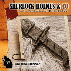 Folge 37: Der Jungbrunnen Episode 2 by Sherlock Holmes & Co