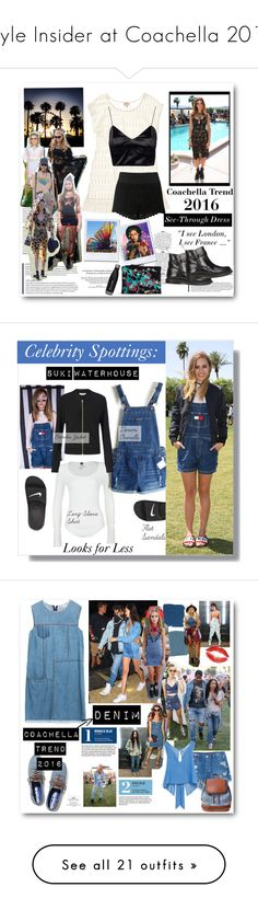 """""""Style Insider at Coachella 2016"""" by polyvore ❤ liked on Polyvore featuring Stella & Dot, Topshop, Dr. Martens, Zara, NIKE, Free People, Miss Selfridge, Benjamin Moore, OLIVIA MILLER and Garance Doré"""