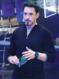 The Avengers: Age Of Ultron Robert Downey Jr