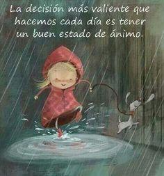 Feliz dia de lluvia
