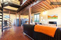 Brick Warehouse to Beautiful Humble Home Conversion - Tiny House Pins