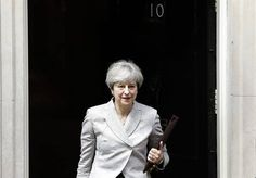 40 U.K. Conservative lawmakers ready to oust Theresa May: report https://tmbw.news/40-uk-conservative-lawmakers-ready-to-oust-theresa-may-report  Forty British members of parliament from Prime Minister Theresa May 's Conservative Party have agreed to sign a letter of no-confidence in her, the Sunday Times newspaper...Read more on TmBW.News
