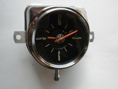 1949-1950 Ford Clock - Serviced and Working with a 30 Day Guarantee + FREE Shipping!!! - $89.88 #1949 #1950 #Ford #shoebox #clock #interior #vintagecar