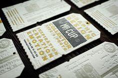 Advertisement  日頃から使っている人も多い名刺デザイン。その中でももらって嬉しい、ユニークなアイデア満載で実現したクリエイティブな名刺カードを集めました。カラフルなデザインはもちろん、今まで思い …