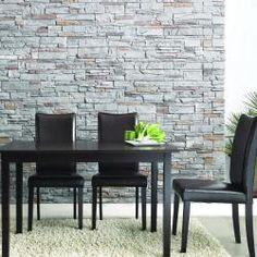 beautiful table, beautiful wall