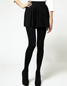 Enlarge Gipsy 300 Denier Soft Tights (thick tights for winter!!)