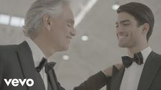 This beautiful duet by Andrea Bocelli and his son Matteo, 'Fall On Me' is a perfect reminder of the bond between a father and son. Our Father Lyrics, Video Show, Richard Wagner, Musica Pop, Emotional Songs, English Artists, Christian Music, Christian Women, Father And Son