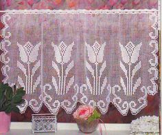 Crochet: SEVERAL CURTAIN HOOK
