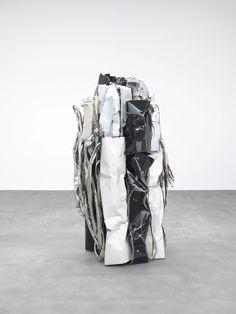 john camberlain, sculpture