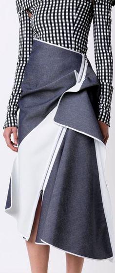 37 Ideas Sewing Clothes Women Skirt Unique Fashion For 2019 Sewing Clothes Women, Pencil Skirt Outfits, Tunic Pattern, Unique Fashion, Fashion Design, Japan Fashion, Stylish Dresses, Couture Fashion, Dresses