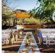 Sera's wedding--Arizona Botanical Gardens.