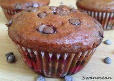 Surprise chocolate muffins-Σοκολατένια μάφινς με έκπληξη