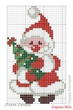 Thrilling Designing Your Own Cross Stitch Embroidery Patterns Ideas. Exhilarating Designing Your Own Cross Stitch Embroidery Patterns Ideas. Santa Cross Stitch, Cross Stitch Cards, Cross Stitching, Cross Stitch Embroidery, Embroidery Patterns, Cross Stitch Designs, Cross Stitch Patterns, Crochet Cross, Christmas Embroidery