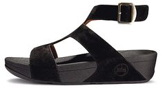 4826052d83e1 UK Fitflop Black sandals - Fitflop Arena Luxe Black shoes for women. Online  UK factory outlet for sale only Retro-inspired