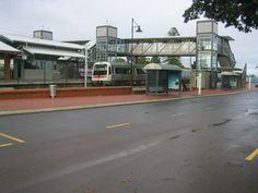 Bassendean Train Station, Western Australia