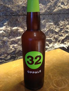 Oppale 32 from Italy. 75 cl bottle at 5.5 abv