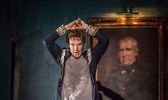 Cumberbatch's strikingly eloquent Hamlet keeps his head while dazzling Elsinore falls apart in an evening of fitful illumination