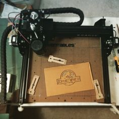 see how i build my X-Carve DIY kit by INVENTABLES #cnc #carvingmachine