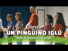 Danza HABÍA UN PINGÜINO IGLÚ | Canción de Campamento | Dinámica de Grupo | Animación - YouTube Brain Breaks, Musicals, Yoga, Videos, My Love, Words, Youtube, Children's Magazines, Kids Songs