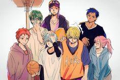 Kuroko No Basket, Anime Basket, Akashi Kuroko, Kise Ryouta, I Love Anime, All Anime, Anime Films, Anime Characters, Vocaloid