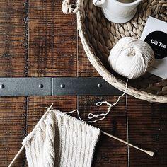Keeping it simple  #lessismore via @ozetta by weareknitters