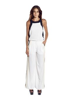 In The Air Panel Tank In The Air Pant