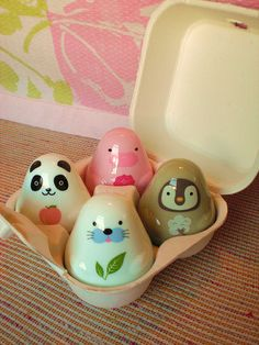 Hand Creams from Etude House. Cutest hand creams in the face of earth!