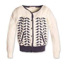 Bird Cardigan by American Outfitters