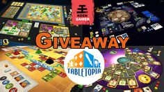 I've entered a giveaway to win #Tabletoia. You can try your luck as well!