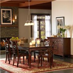 Formal Dining Sets Store - Sheely's Furniture & Appliance - Ohio, Youngstown, Cleveland, Pittsburgh, Pennsylvania Furniture Store