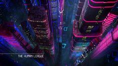 Dark Future, Cyberpunk, Brutalismo, Rascacielos y otras obsesiones. - Página 41 - ForoCoches