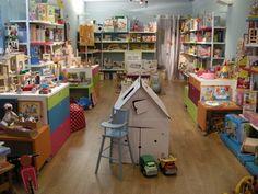 La mejor tienda de juguetes de Madrid!!