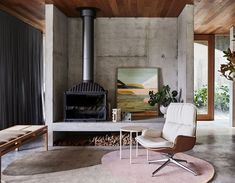 Weekend — New Collection — Jardan Furniture Timber Ceiling, Wood Ceilings, Jardan Furniture, Travertine Coffee Table, Oak Beds, Vogue Living, The Design Files, Australian Homes, Concrete Floors
