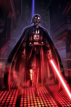 Star Wars Darth Vader Tribute by pierreloyvet on DeviantArt Darth Vader Star Wars, Star Wars Pictures, Star Wars Images, Anakin Skywalker, Dark Vader, Film Gif, Jedi Sith, Sith Lord, Star Wars Light Saber