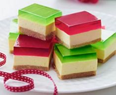 Jelly Cheesecake Recipe No Bake Family Favorite Video Tutorial Jelly Cheesecake, Jelly Cake, Cheesecake Recipes, Jelly Jelly, Jelly Recipes, Sweet Recipes, Baking Recipes, Baking Ideas, Xmas Food
