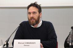 Manuel Cimarosti, Global Head of Digital CRM, Danone