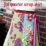 Fat Quarter Skirt for Skirting the Issue Series... this will be awesome for my growing girl :)