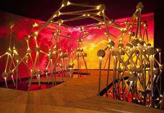 guilherme torres' mangue groove for swarovski at design miami 2013