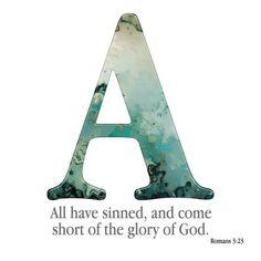 The Bible Verse Alphabet