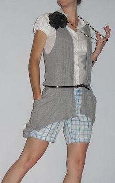 A Quadrillion and One New Outfits: Sports Shorts Disguised