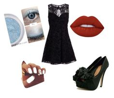 """PRoM • 2 "" by kayla1021 ❤ liked on Polyvore featuring Alice + Olivia and Lime Crime"
