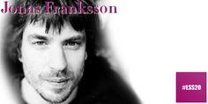 Jonas Franksson är skådespelare och styrelseledamot i föreningen STIL.  Läs mer om våra föreläsare och vårt program på http://www.lss20.se/