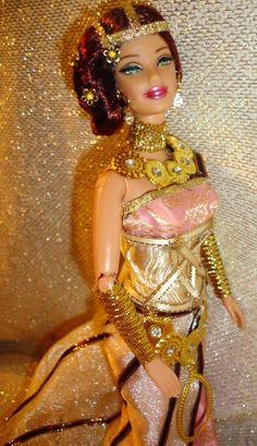 Celtic Goddess barbie doll ooak ~sold~