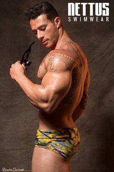 Brazil Muscle. Nettus