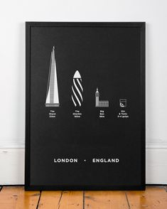 London Screen Print (Limited Edition) - me&him&you