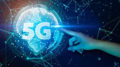 Τέλος τα 700 MHz για την TV, ανοίγει ο δρόμος για το 5G Weather Satellite, Internet Of Things, Smartphone, Internet Network, Diffusion, Radio Wave, Fifth Generation, Mobile Web, Technology
