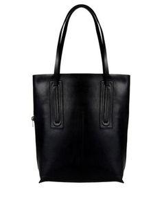 [ rick owens ]: large leather bag