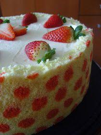 Erdbeer-Mascarpone-Torte (strawberry cake)